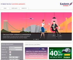 Eastern airways Discount Codes