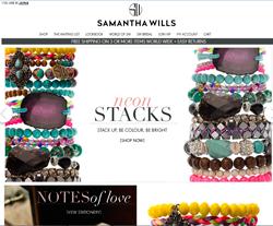 Samantha Wills Coupons