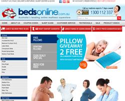 Beds Online promo code