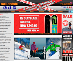 Sail and Ski Discount Codes