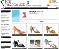 Strictly Ballroom Shoes Voucher Codes