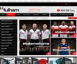 Fulham Football Club Voucher Codes