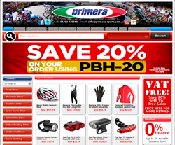 Primera Sports Discount Codes