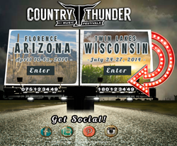Country Thunder Promo Codes