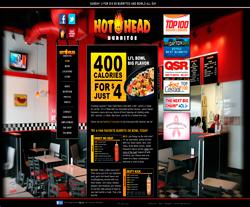 Hot Head Burritos Coupons