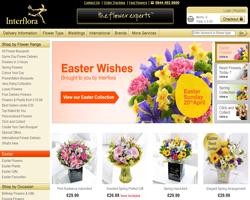 Interflora UK Discount Code