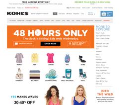 Kohls promo code