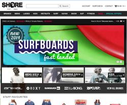 Shore Discount Codes