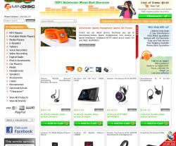 Minidisc Coupon Codes