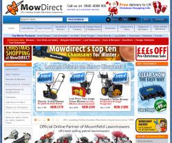 Mow Direct Voucher Codes