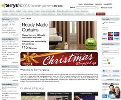 Terrys Fabrics Discount Codes