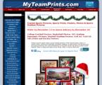 MyTeamPrints.com Coupons