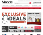 Vanns Coupons