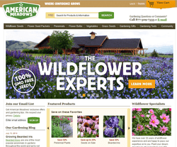 Discount coupons for American Meadows can be redeemed when you shop through the website. Here's how: Here's how: Log on to the American Meadows online shopping website and click on the product category from which you would like to make your purchase.
