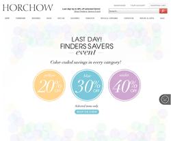 Horchow Promo Code