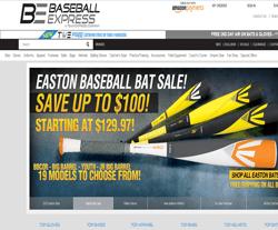 baseball express promo coupon