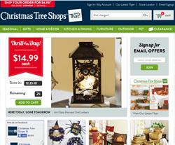 Christmas Tree Shops Coupon