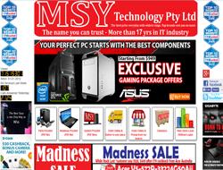 MSY Promo Codes