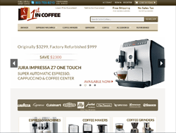 1st in Coffee Coupon
