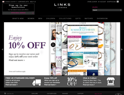 Links of London Discount Codes