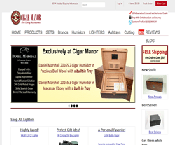 Cigar Manor Promo Codes