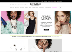 BaubleBar promo code