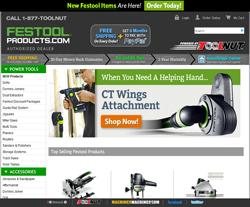 Festoolproducts.com Promo Code