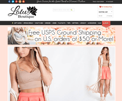 Lotus Boutique Coupon