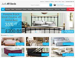 Just 4ft Beds Discount Codes