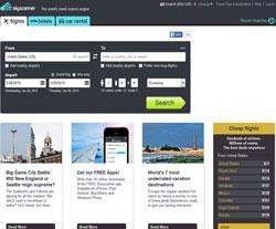 Skyscanner UK Discount Codes