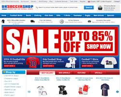 UK Soccer Shop Promo Codes and Offers