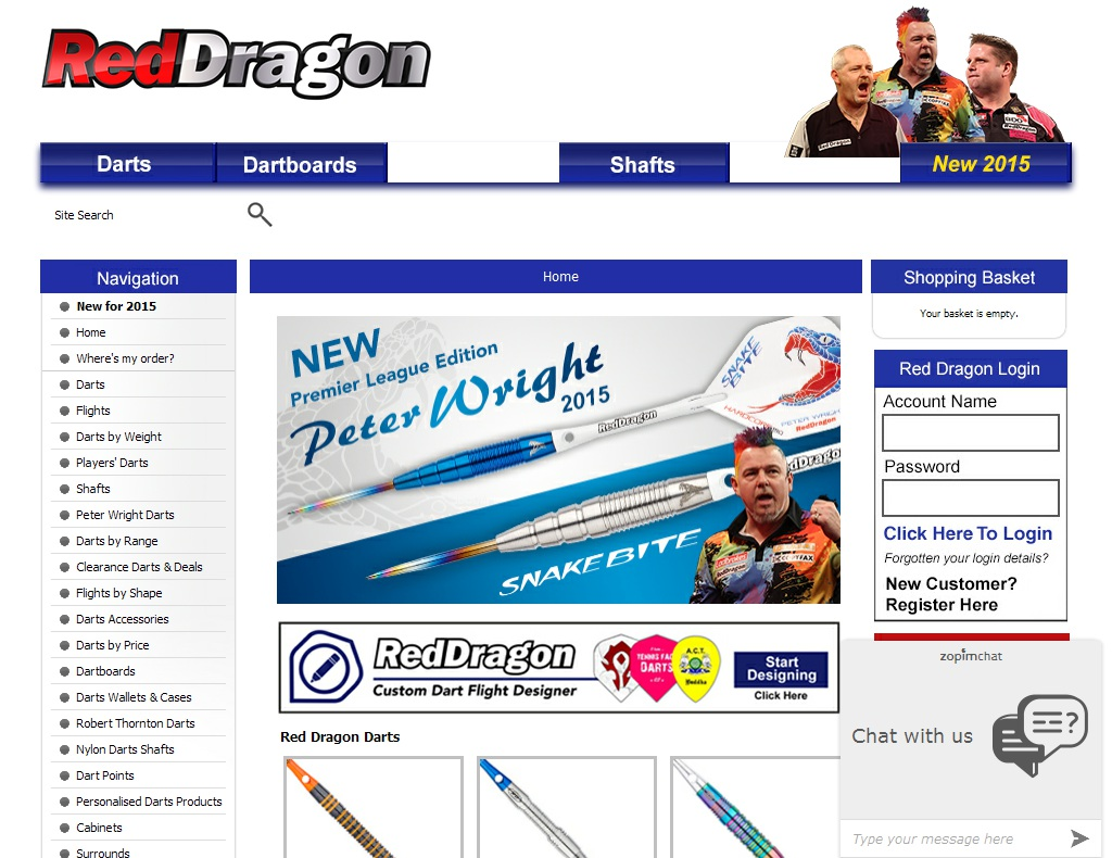 Red Dragon Darts Discount Codes