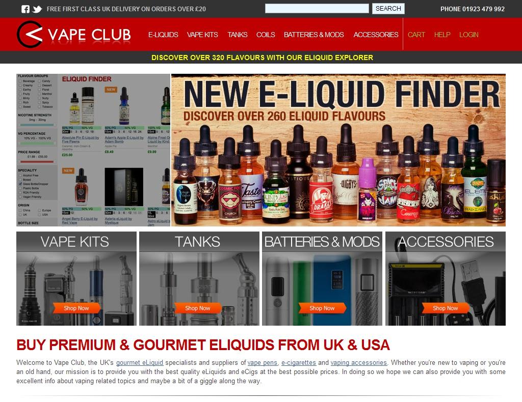 Vape Club Voucher Code