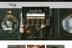 Vitaly Design Discount Code promo code