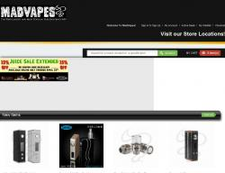 Madvapes Coupon (5% Off)