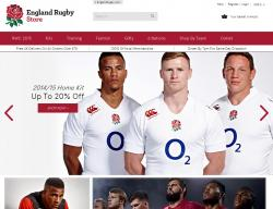 England Rugby Store Discount Codes