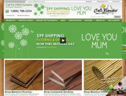 Cali Bamboo Promo Codes