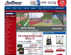 Anthem-Sports Coupons