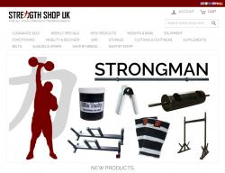 Strength Shop Discount Codes