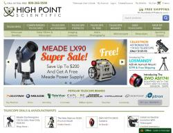 High Point Scientific Coupons