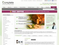 Complete Nutrition Promo Codes