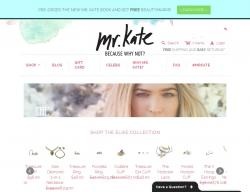Mr.Kate Promo Codes