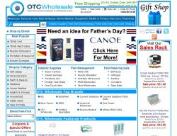 OTC Wholesale Coupons promo code
