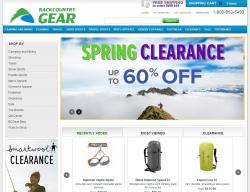 Backcountry Gear Limited Coupon Codes