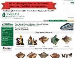 Chess USA Coupon Codes promo code