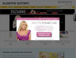 Suzanne Somers Promo Codes promo code