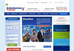 Caledonian Travel Discount Codes promo code