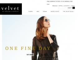 Velvet Coupon Codes