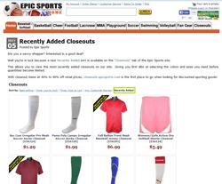 Epic Sports promo code