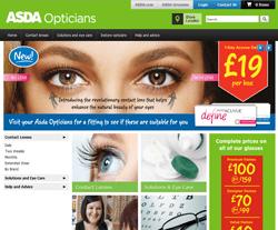 ASDA Opticians Discount Codes